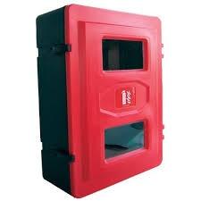 Пожарни кутии за пожарогасители - PVC